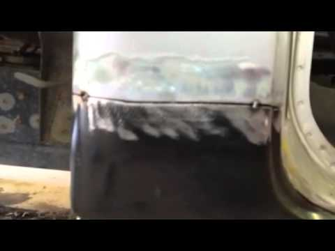 2002 Dodge 2500 Cab Corner and Rocker Panel Replacement Part 4
