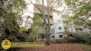 Victoria Apartments for Rent Video - 443 Superior Street
