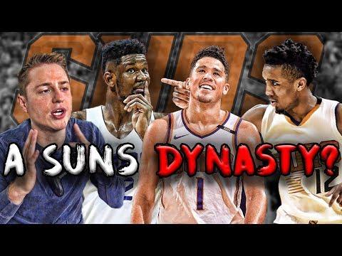 Can Devin Booker Make The Suns a Future DYNASTY?   NBA 2K19 Rebuild