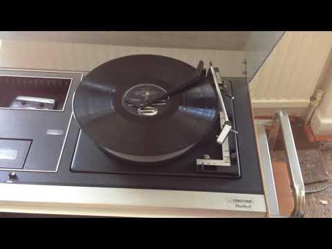 Vintage retro Ferguson Studio 6 Audio Centre 1970s
