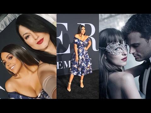 GRWM Fifty Shades Darker Premiere Maquillaje + MiniVLOG - Ydelays