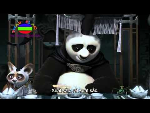 Kung Fu Panda Holiday - Vietsub (Part 2)