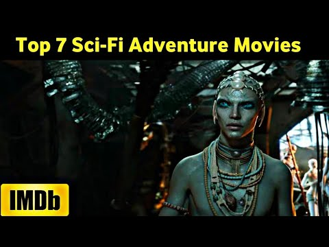 Top 7 Sci-Fi Adventure Movies | As Per IMDb Rating | Dubbed In Hindi || Top Filmy Boy