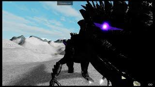 Albino Terror *Remodel* All skins review - Dinosaur Simulator Roblox