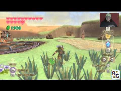 Zelda - Skyward Sword Parte 52 Dragón de Trueno y Árbol (Guía al 100% en la Caja de Comentarios)