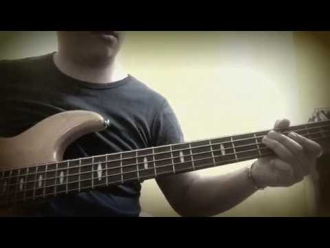 LYGOPHOBIA - AKIM & THE MAJISTRET (bass cover) #headphoneuser