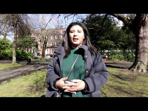 BA Marketing With Event Management - Dublin Business School - Jazlyn From USA