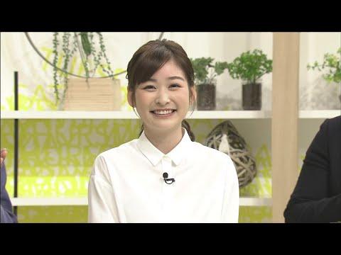 【公式】シューイチ 新人岩田アナウンサー登場!意外な特技を披露(10月7日放送分)