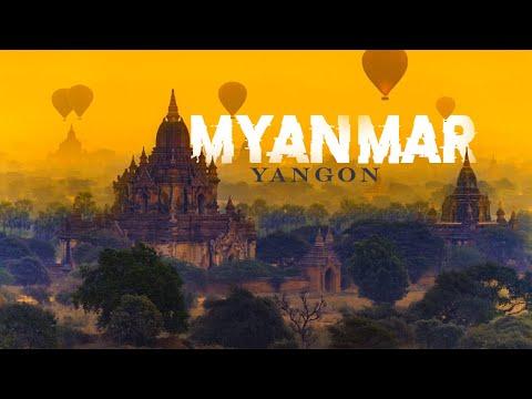 Travel VLOG: Yangon Myanmar (Burma)