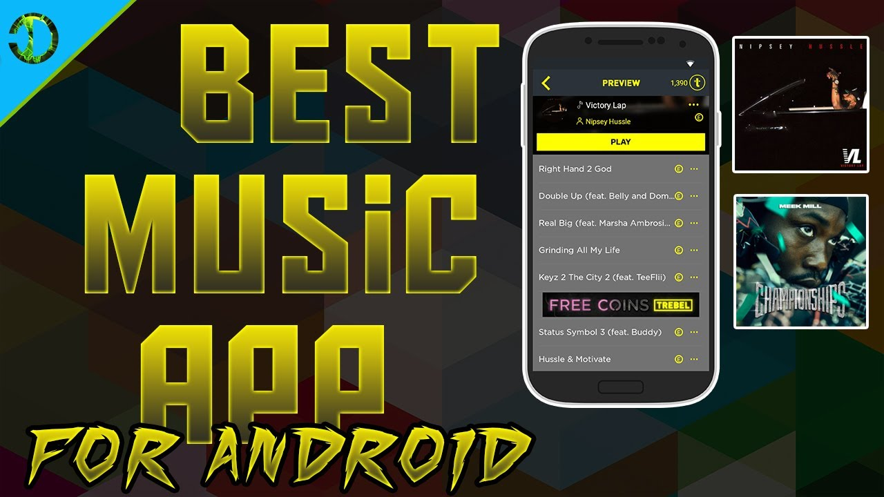 best app for downloading music for android