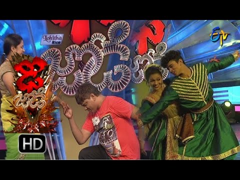 Dhee Jodi | 5th October 2016 - Full Episode | ETV Telugu
