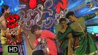Dhee Jodi | 5th October 2016 - Full Episode | ETV Telugu