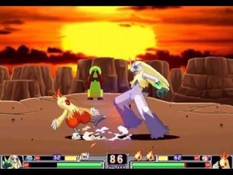 Gameplay + Download Pokemon Type Wild