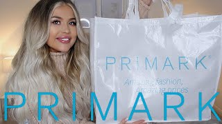 HUGE SPRING/SUMMER PRIMARK HAUL MARCH 2019! HOME, FASHION & BEAUTY | Gemma Louise Miles