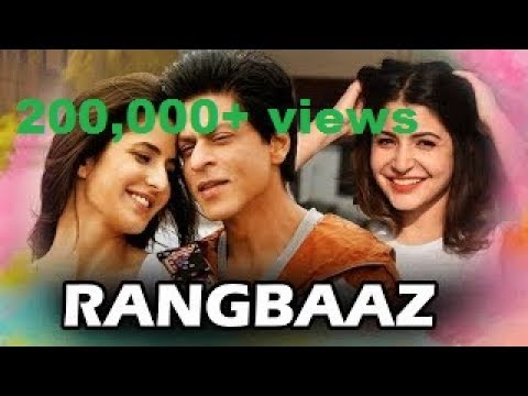 Zero Fan Made Trailer 2018 Shahrukh Khananushka Sharmakatrina