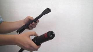 Барлық сынақтар қуатты стреляющего шокера-таяқтар ''Скорпион-250''
