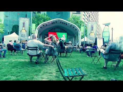 Detroit Downtown   Campus Martius Park