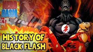 Who is The Black Flash  History of Black Flash