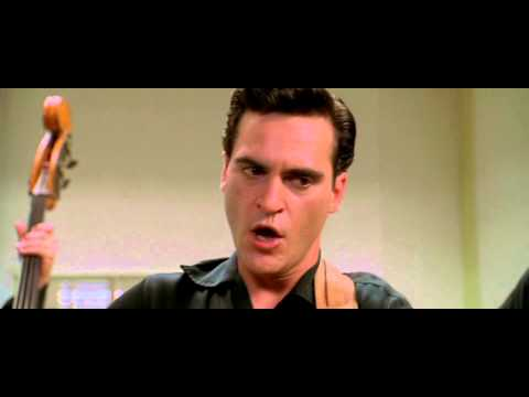 Folsom prison blues - walk the line scene