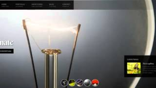 Responsive Fullscreen Studio for WordPress + Download