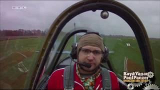 Paul Panzer, Flugplatz Hatten