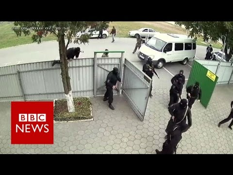 Is Russia clamping down on Jehovah Witnesses? BBC News