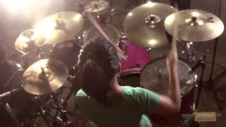 The Drum Heroes - Cross Stick ( Jeane Phialsa )