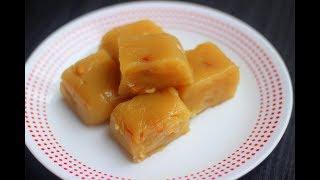 വായിലിട്ടാൽ അലിഞ്ഞു പോകുന്ന ഹൽവ ||Gothambu Halwa|Wheat Flour Halwa||Anu's Kitchen