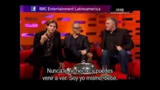 The Best of Graham Norton Show Series 8 -Par1 subtitulado