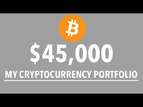 My Crypto Currency Portfolio | Bitcoin, Bitcoin Cash, Litecoin, ETC, Ethereum, Ubiq