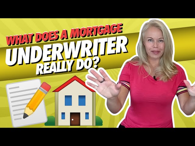 What Does a Mortgage Underwriter REALLY Do? The Mortgage Process For VA Loans & Conventional Loans 🏡