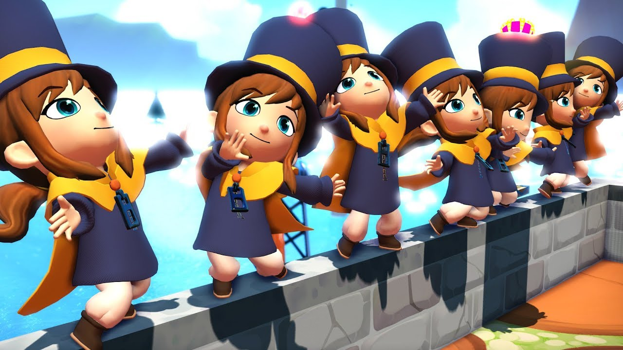 Image result for a hat in time