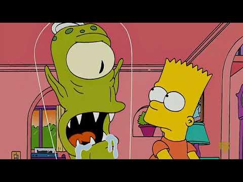 The Simpsons – Treehouse Of Terror XVIII – Clip3