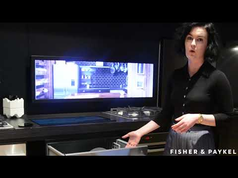 Introducing Fisher & Paykel's Dish Drawer