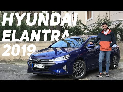 2019 Hyundai Elantra Bol Sohbetli İnceleme