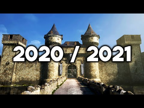Top 10 NEW Upcoming Medieval Games 2020 & 2021 | PC,PS4,XBOX ONE (4K 60FPS)
