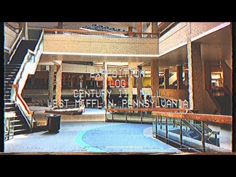 Century III Mall - A Dead Mall Built On The Ashes Of Pittsburgh's Steel Industry-Expedition Log # 14