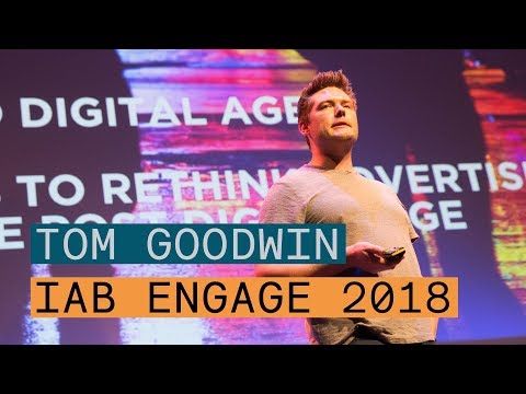 Advertising for the post digital age: IAB Engage 2018