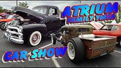 """Atrium Family YMCA """"Car Show"""" Middletown OH."""