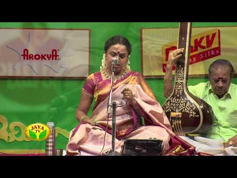 Margazhi Maha Utsavam Sudha Raghunathan - Episode 14 On Tuesday, 31/12/13
