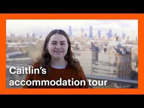 Caitlin's Accommodation Tour