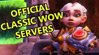 OFFICIAL CLASSIC WOW SERVERS, NEW BATTLE FOR AZEROTH EXPANSION, BLIZZCON 2017 HYPE | WoWcrendor