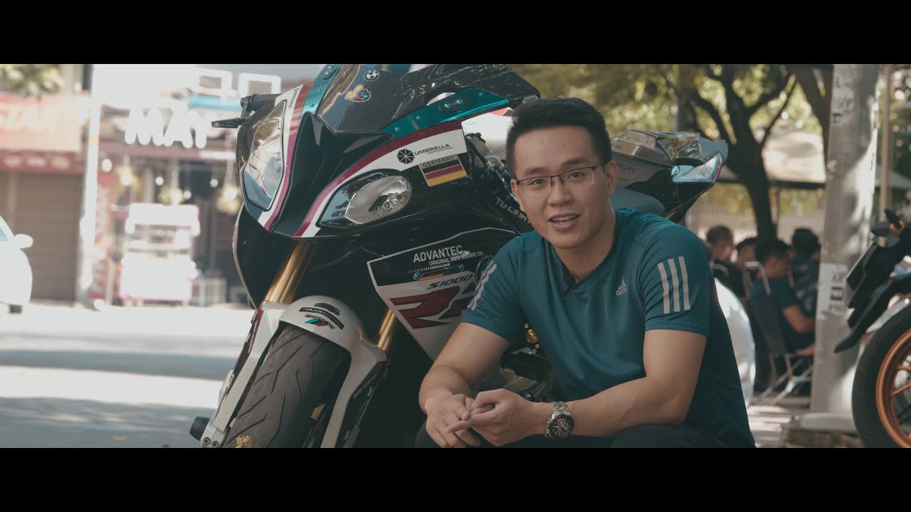 PKL – Chạy thử và đánh giá siêu mô tô Cá mập BMW S1000RR 2018 (Test ride and review BMW S1000RR)
