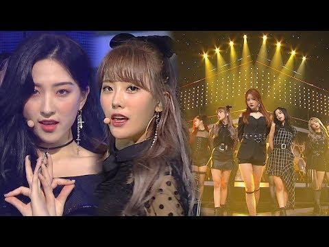 《DREAMLIKE》 WJSN(우주소녀) - SAVE ME, SAVE YOU(부탁해) @인기가요 Inkigayo 20180930