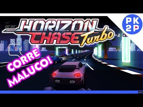 Horizon Chase Turbo: Nostalgia + Novidade = Empolgação Pura!