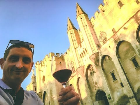 wine article Wine Tourism In The Rhone  Wine School In Avignon