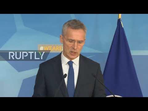 Belgium: NATO expresses solidarity with UK over Salisbury case