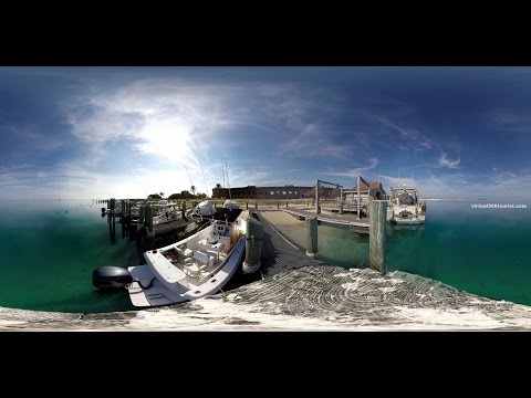 360-degree Visit to Dry Tortugas National Park Florida