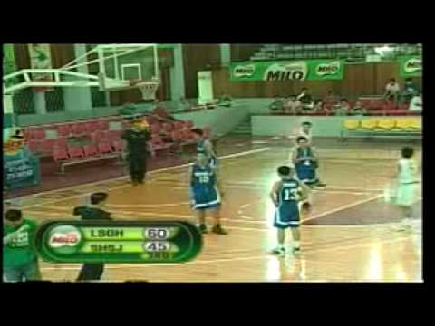 La Salle Green Hills vs. Sacred Heart Cebu - 2008 Passerelle National Finals