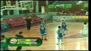 La Salle Green Hills vs. Sacred Heart Cebu - 2008 Passerelle National Finals